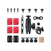 insta 360 Motorcycle Mount Bundle 2